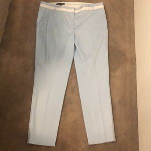 NWOT Brooks Brothers Light Blue Natalie Fit Pants